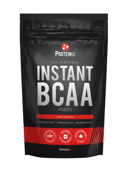 All Natural 100% Instant BCAA Powder
