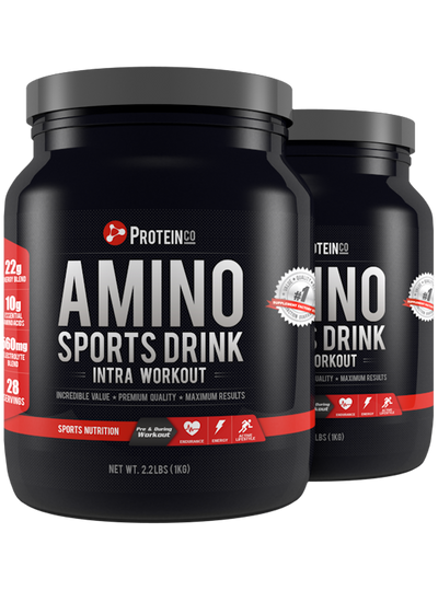 2 x Amino Sports Drink Amino Intra Workout