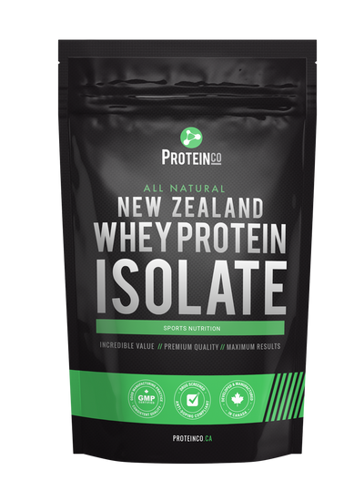 All Natural New Zealand Whey Protein Isolate 300g ( NEW! )