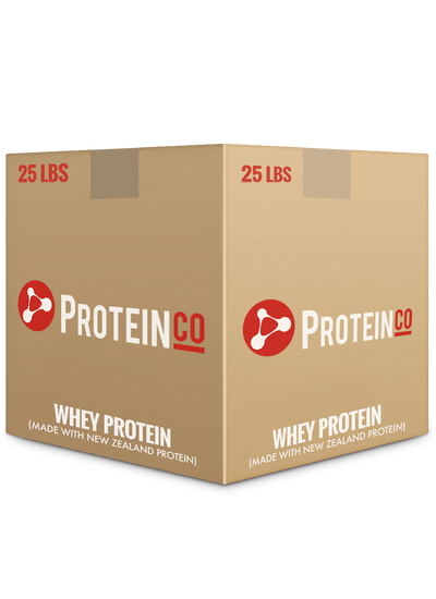 Bulk Whey Protein (Made With New Zealand) 25 lbs