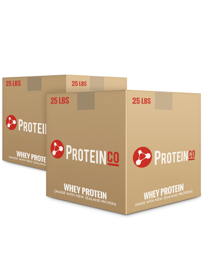 Bulk Whey Protein (Made with New Zealand)  50 lbs