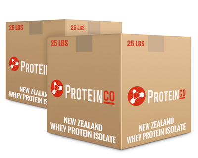 Bulk New Zealand Whey Protein Isolate 50 lbs