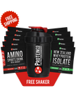 Training Fuel / Whey Protein Isolate Sample Pack
