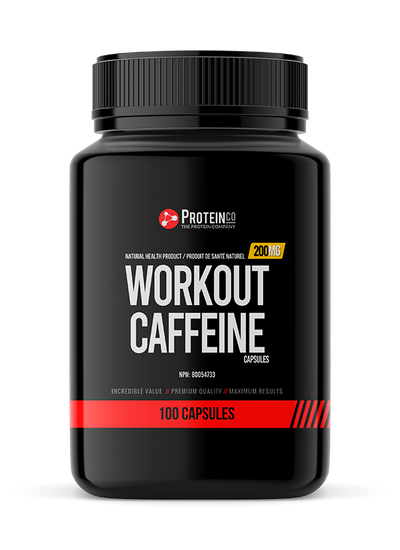 Workout Caffeine Capsules