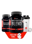 Whey Protein Blend - Health Stack