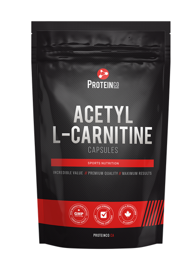 Acetyl L-Carnitine 500 Capsules