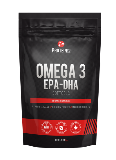 Omega 3 EPA DHA 500 Softgels