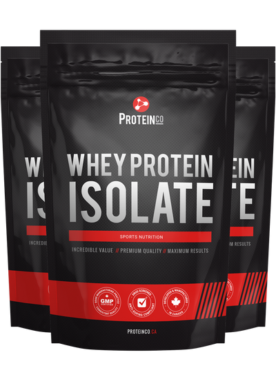 3x Whey Protein Isolate ( NEW!! )