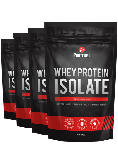 4x Whey Protein Isolate ( NEW!! )