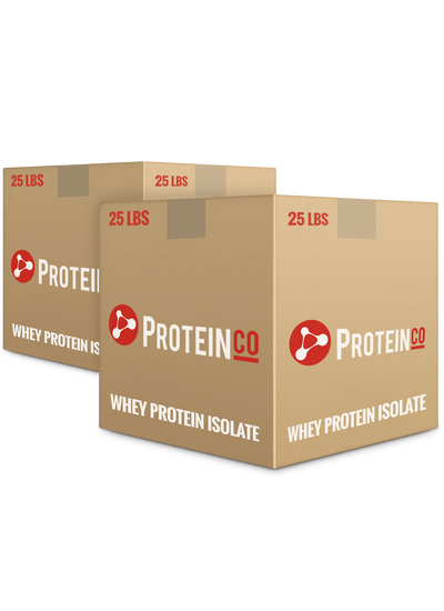 Bulk Whey Protein Isolate 50lbs (NEW!!)