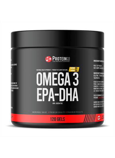 Omega 3 EPA DHA Softgels