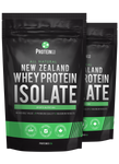 2  x  All Natural New Zealand Whey Protein Isolate