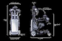 T.E.K. Robotic Mobility Device