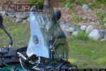 Small Plexiglas Windshield by GIVI