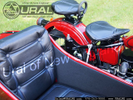 Sidecar Luxury Trim Panel Set