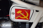 Magnet, Hammer and Sickle