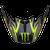 Pro Circuit Blk/Grn