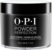 OPI Dipping Color Powders - Black Onyx 1.5oz #DPT02