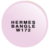 WaveGel Matching S/O Gel & Nail Lacquer - HERMES BANGLE .5oz W172