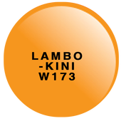 WaveGel Matching S/O Gel & Nail Lacquer - LAMBO-KINI .5oz W173