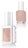 Essie Gel + Lacquer -  wild nudes - BARE WITH ME #1123G - #1123