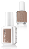 Essie Gel + Lacquer -  wild nudes - TRUTH OR BARE #1128G - #1128