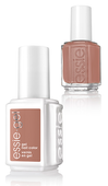 Essie Gel + Lacquer -  wild nudes - CLOTHING OPTIONAL #1129G - #1129