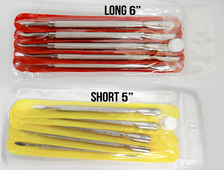 U.S.N Cuticle Pusher Set-5pcs