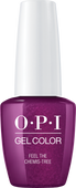 OPI GelColor - Holiday Love  -  Feel the Chemis-tree - #HPJ05