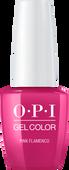 OPI GelColor - #GCE44A - PINK FLAMENCO .5oz