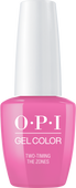 OPI GelColor - #GCF80A - TWO TIMING THE ZONES .5oz