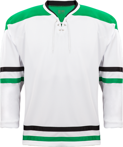 K3G Pro Dallas White Adult Jersey