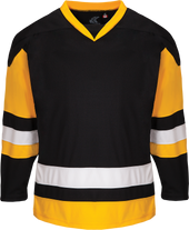 K3G Pro Pittsburgh 3rd Goalie Jersey