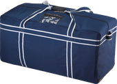 "Navy/White Kobe Sportswear 40"" Team Hockey Bag 