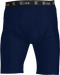 Navy Kobe Sportswear Energy Compression Adult Shorts | Blanksportswear.ca