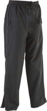Black- Legacy Pant Micro-Fibre Warm-Up Pants
