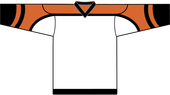 Philadelphia Regular Home Goalie Hockey Jersey
