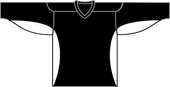 Black/White-Two Tone Premium Practice Jersey