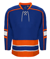 K3G Halifax Blue Goalie Away Hockey Jersey