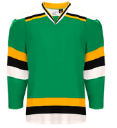 K3G Minnesota Kelly Goalie Away Hockey Jersey