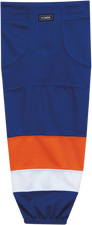 K3G NY Islanders Away Hockey Socks