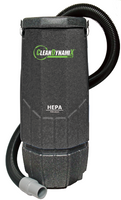 Clean Dynamix Hepa 10-Quart Backpack Vacuum w/Tools