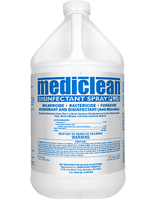 Mediclean Disinfectant Spray Plus Gallon