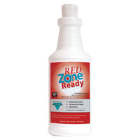 Red Zone Ready One-Part Red Stain Remover, 1 Quart