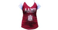 Alabama A&M University Rhinestone T-Shirt