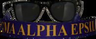 Sigma Alpha Epsilon SAE Fraternity Sunglass Staps