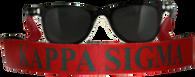 Kappa Sigma Fraternity Sunglass Straps