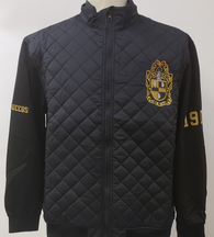 Alpha Phi Alpha Fraternity On Court Jacket- Front