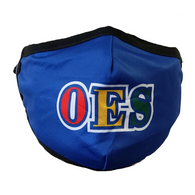 Order of the Eastern Star OES Face Mask