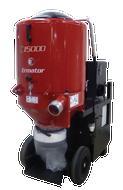 Ermator T15000 Three-Phase HEPA Dust Extractor